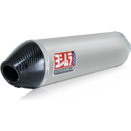 Yoshimura RS-3C 3/4 System Exhaust - Titanium With Carbon Fiber End Cap - Yoshimura RS-3C 3/4 System Exhaust - Carbon Fiber