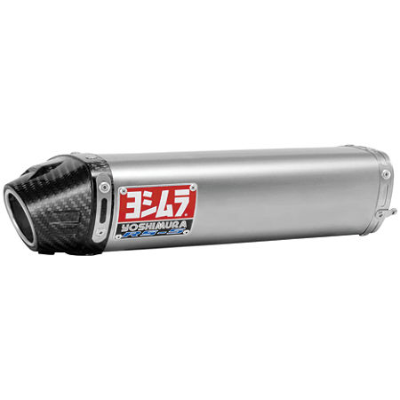 Yoshimura RS-5 Slip-On Exhaust - Titanium - Main