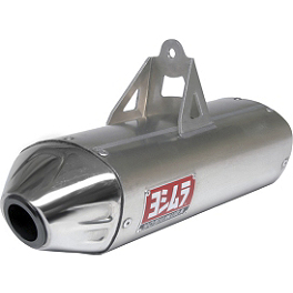Yoshimura RS-8 Slip-On Exhaust - Stainless Steel - 2010 Polaris RANGER RZR S 800 4X4 Yoshimura Oil Filler Plug - Red