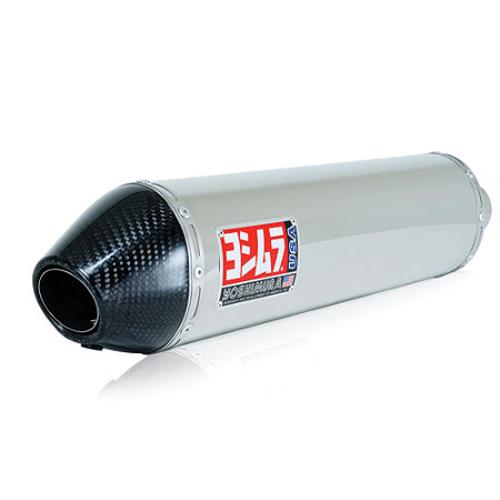 Yoshimura RS-3C Slip-On Exhaust - Stainless Steel - Main