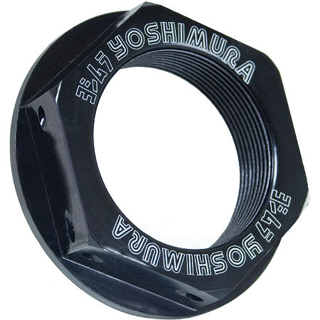 Yoshimura Steering Stem Nut - Black