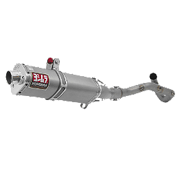Yoshimura TRS Comp Series Full System Exhaust - Aluminum - Yoshimura TRS Comp Series Full System Exhaust - Stainless Steel