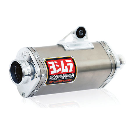 Yoshimura TRS Comp Series Full System Exhaust - Stainless Steel - Main