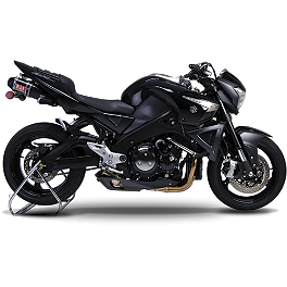 Yoshimura TRC Slip-On Exhaust - Carbon Fiber - 2008 Suzuki GSX1300BK - B-King Yoshimura TRC Slip-On Exhaust - Carbon Fiber