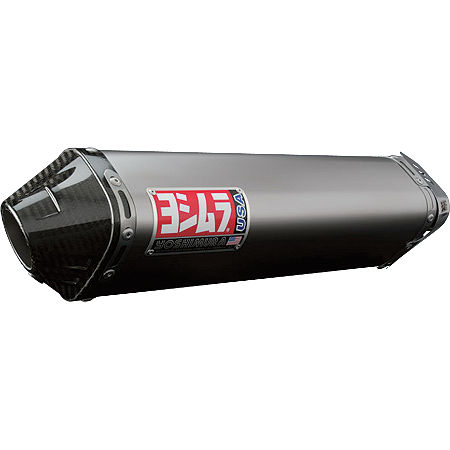 Yoshimura TRC Slip-On Exhaust - Titanium - Main