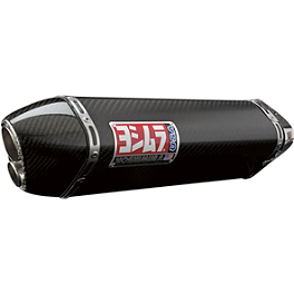 Yoshimura TRC-D Full System Exhaust - Carbon Fiber - Yoshimura TRC Full System Exhaust - Carbon Fiber Single Canister