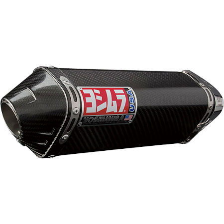 Yoshimura TRC EPA Compliant Slip-On Exhaust - Carbon Fiber - Main