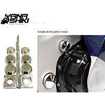 Yana Shiki Billet Dress Up Kits - Black - Yana Shiki Motorcycle Parts