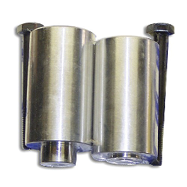 Yana Shiki Frame Sliders - 1999 Honda CBR600F4 Powerstands Racing Frame Sliders