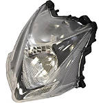 Yana Shiki Headlight - Ducati 1098R Motorcycle Lights and Electrical