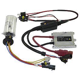 Yana Shiki HID Lighting Kit - White 6000K - Yana Shiki Replacement Harness With Resistor For HID Kits