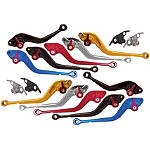 Yana Shiki Adjustable Brake / Clutch Levers - Aprilia Dirt Bike Controls