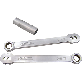 "Yana Shiki LRC Lowering Link - 2.5"" & 4.5"" Polished - Powerstands Racing Lowering Link - 2-1/2"