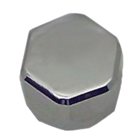Yana Shiki Hex Oil Cap - Polished - Main
