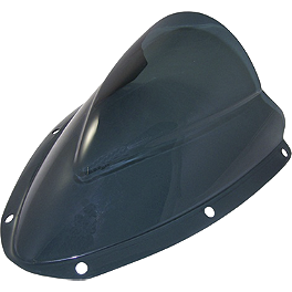 Yana Shiki R-Series Windscreen - Smoke - Yana Shiki R-Series Windscreen - Dark Smoke