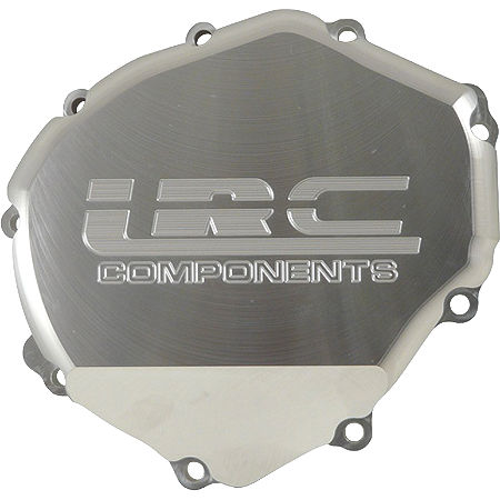 Yana Shiki LRC Engraved Billet Stator Cover - Polished - Main