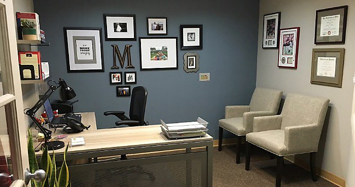 [Office Tour] Michael's Calm, Contemporary Workspace Office Tour | NBF Blog
