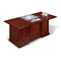 "Traditional Executive Desk - 72"" x 36"", 10033"