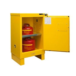 12 Gallon Flammable Storage with Self-Closing Door, 36758