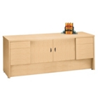 Hinged Door Storage Credenza, 10431