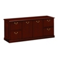 "Traditional Storage Credenza - 72"" x 21"", 10585"