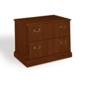Traditional Two Drawer Lateral File, 10612