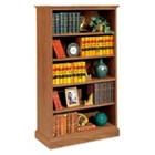 Traditional Five Shelf Bookcase, 10614
