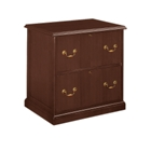 Traditional Two Drawer Lateral File, 10750