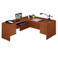 Executive L-Desk with Left Return, 10850