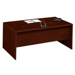 """72""""W x 36""""D Double Pedestal Executive Desk, 10967-1"""