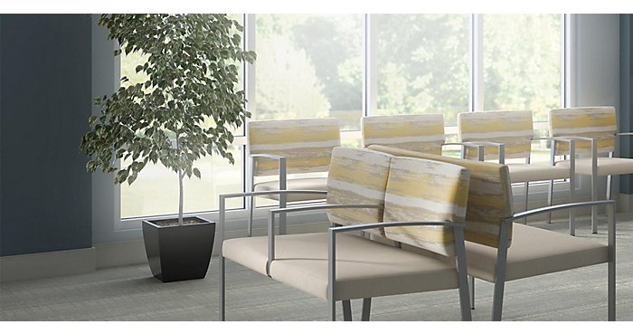 Selecting Seating for Your Healthcare Reception Area | NBF Blog