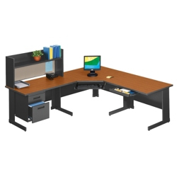 Complete Corner Workstation, 11296