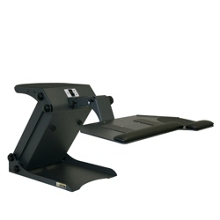 Adjustable Height Desktop Monitor Stand, 11332