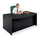 Bow Front Desk, 13095
