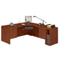 Angled L Desk Right Return, 13149