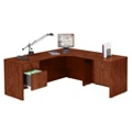 Corner L Desk Right Return, 13734