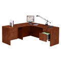 "Corner L Desk with Left Return - 71"" x 71"", 13156"