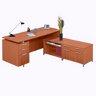 Hi-Low L-Desk, 13174S