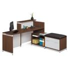 Reception Hi-Low L-Desk, 13339