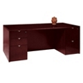 "Fairbanks 72"" Executive Desk, 13348"