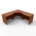 """Corner L Desk - 78""""W x 78""""D, 13708"""