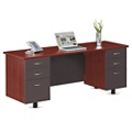 "Ascend Double Pedestal Executive Credenza - 72""W, 13854"