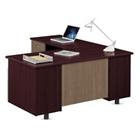 "Ascend L-Desk with Left Return - 66""W, 13867"
