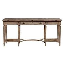 """Sofa Table with Expandable Flip Top - 68""""W, 53061"""
