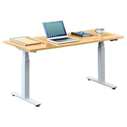 "Tabella Adjustable Height Table Desk - 60""W, 14164"