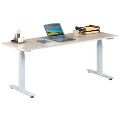 "Tabella Adjustable Height Table Desk - 72""W, 14166"