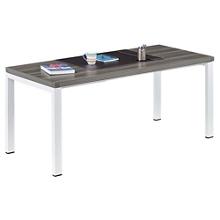 "Transcend Modern Table Desk - 72""W, 14179"