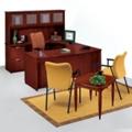 Complete Left U-desk Set, 14283