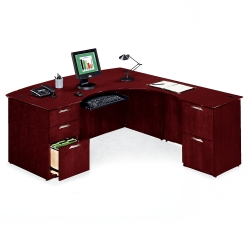 L-Desk with Right Return, 15160