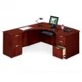 L-Desk with Left Return, 15161